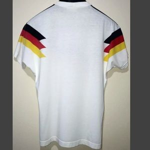 Vtg Adidas Germany DFB World Cup Jersey T Shirt